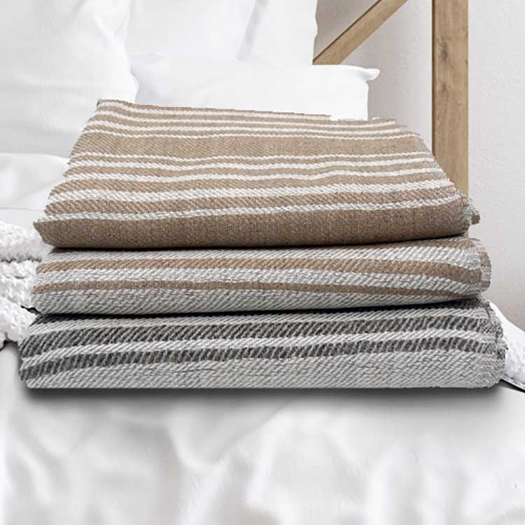 Organic Bamboo Throws